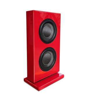 "Сабвуфер Totem Acoustic Tribe Sub Double 8 ""Design"" Red Lakue"