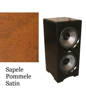 Legacy Audio Goliath Sapele Pommele Satin