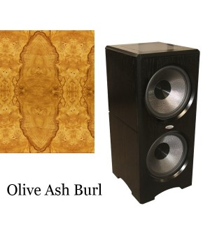 Legacy Audio Goliath Olive Ash Burl