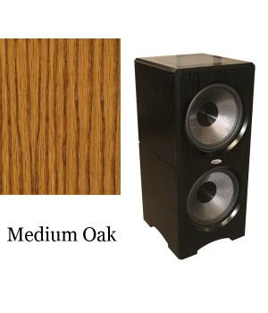 Legacy Audio Goliath Medium Oak