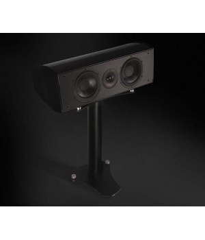 Wilson Benesch Fulcrum 650 Black + Floor Stand