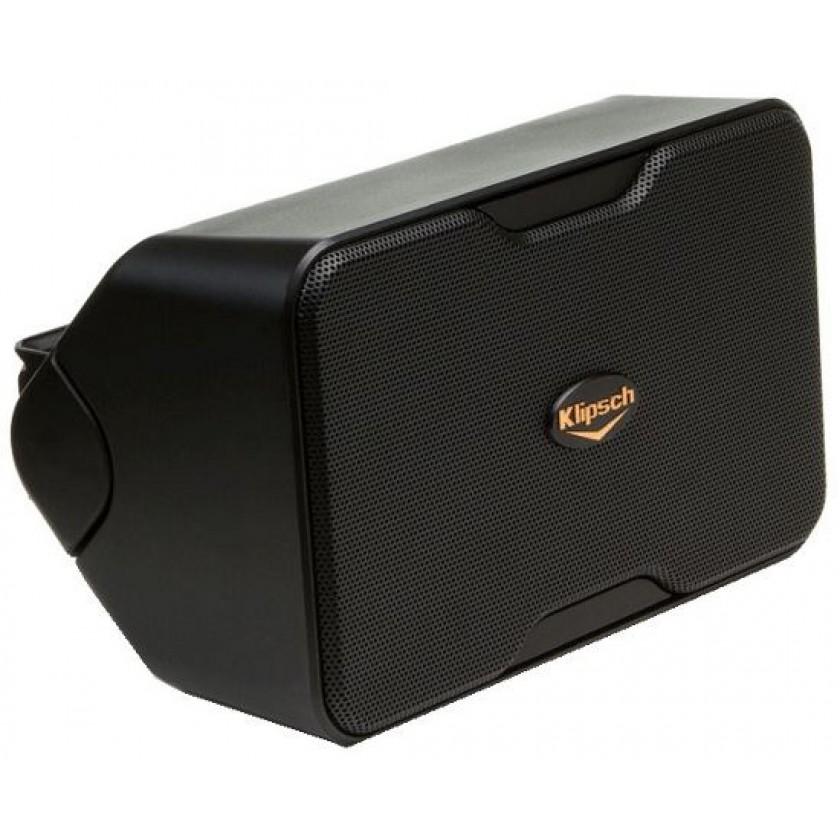 Всепогодная акустика Klipsch CP-6T Black