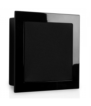 Monitor Audio Soundframe 3 On Wall Black