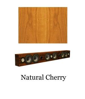 "Legacy Audio SoundBar 7"" Natural Cherry"