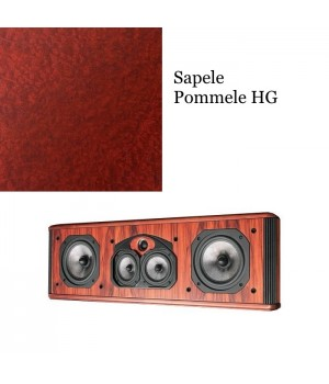 Legacy Audio Harmony Center HD Sapele Pommele HG