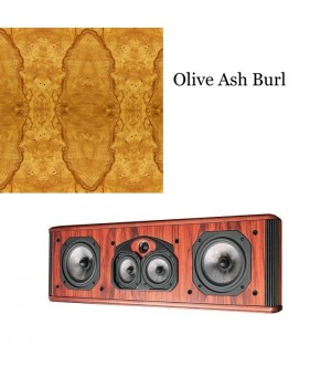 Legacy Audio Harmony Center HD Olive Ash Burl