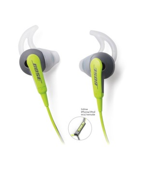 Bose SIE2 Sport Headphones Green