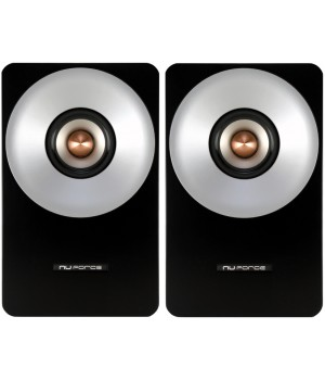 Полочная акустика NuForce S-1 Black/Silver