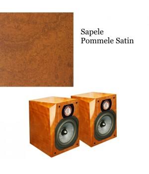 Legacy Audio Studio HD Sapele Pommele Satin