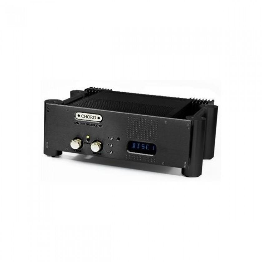 Интегральный усилитель Chord Electronics CPM 2650 Black