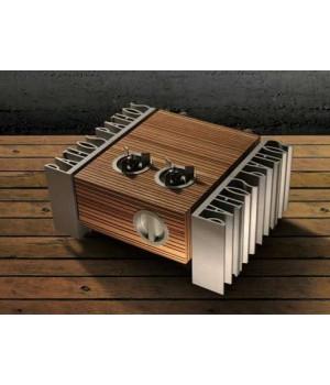 Интегральный усилитель Pathos Classic Remix Red lacquer and Wood