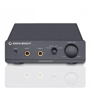 Усилитель для наушников Oehlbach 13900 XXL DAC Ultra Black