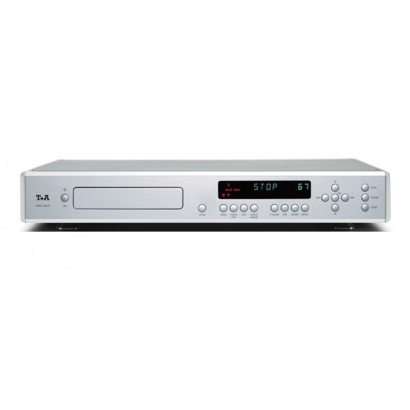 DVD проигрыватель T+A SADV 1250 R HD Alu Silver
