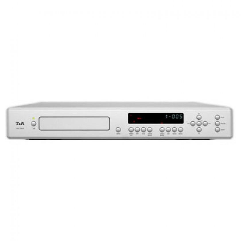 DVD проигрыватель T+A DVD 1240 R HD Alu Silver