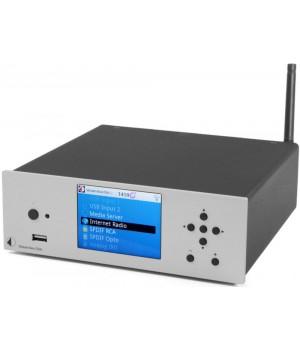 Сетевой проигрыватель Pro-ject Stream Box DSA Silver