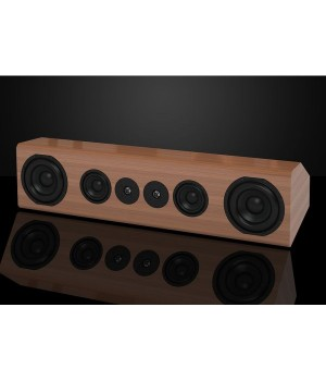 Bryston Model TC 1 Center Channel Natural Cherry