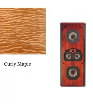 Legacy Audio Harmony Front HD Curly Maple