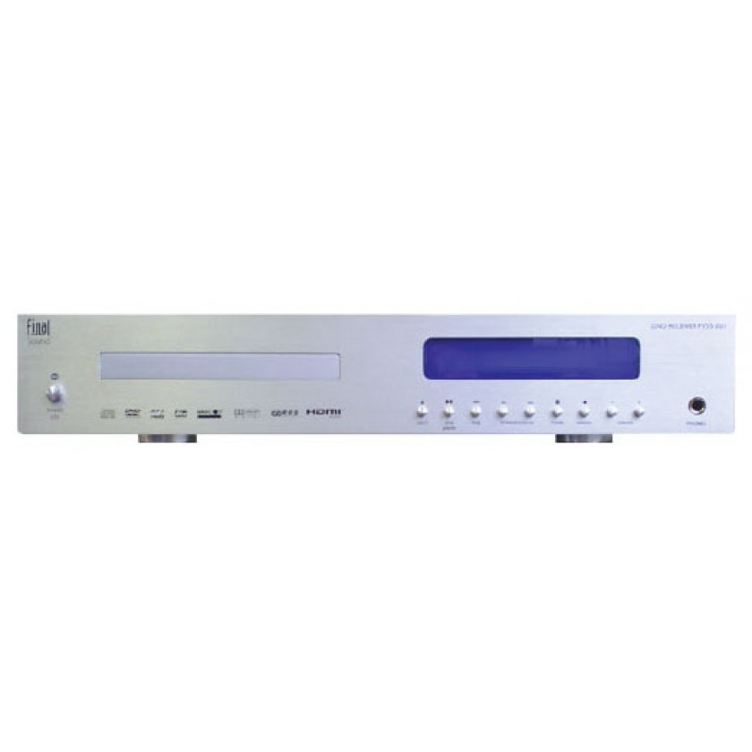 AV ресивер Final Sound FVSS 201/Р Silver