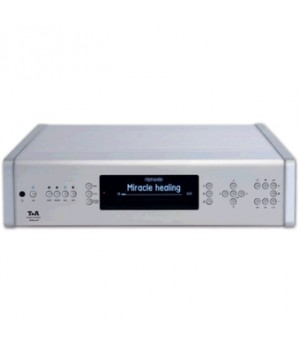 AV ресивер T+A Music Receiver Silver Case With Silver End-panel