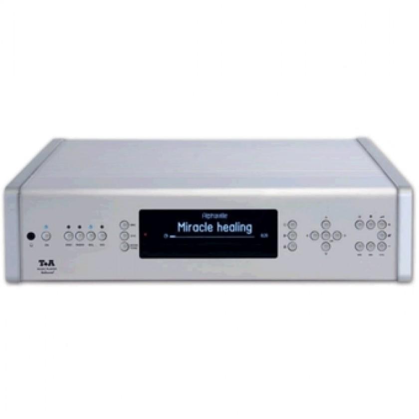 AV ресивер T+A Music Receiver Silver Case With Silver End-panel