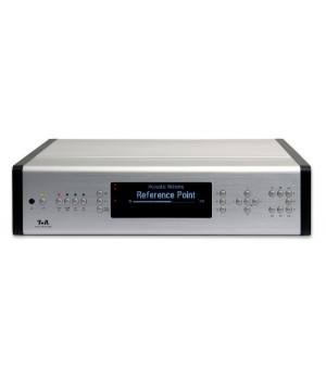 AV ресивер T+A Music Receiver Silver Case With Anthracite End-panel