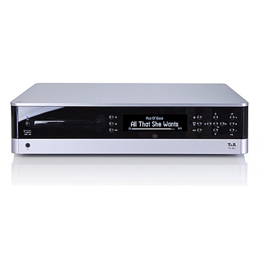 AV ресивер T+A K2 BLU Silver/Black