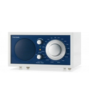 Tivoli Audio Model One Frost White/Atlantic Blue