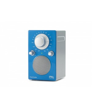 Tivoli Audio iPAL High Gloss Blue/Silver