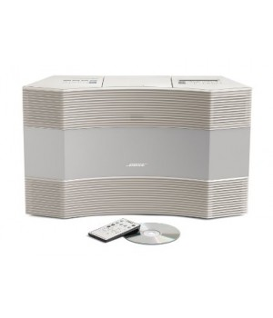 Bose Acoustic Wave Music System II Platinum White