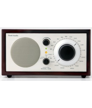 Tivoli Audio Model One Platinum Series Dark Walnut/Beige