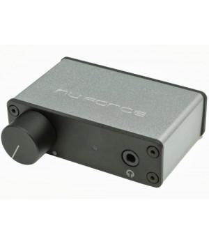 Усилитель для наушников NuForce uDAC-3 Silver
