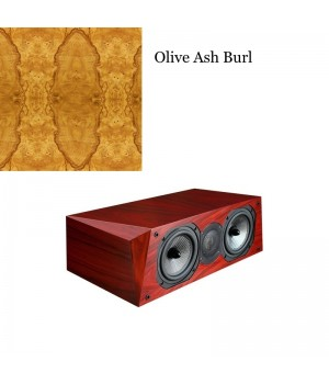 Legacy Audio Cinema HD Olive Ash Burl
