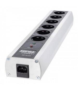 Сетевой фильтр Supra Mains Block MD-06EU/SP Switch